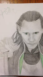 Loki by JessMoonKitty