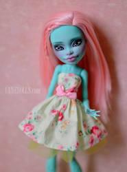 OOAK Custom Monster High doll by Katalin89