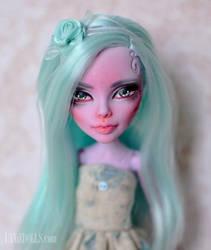 Operetta - OOAK Custom Monster High doll by Katalin89