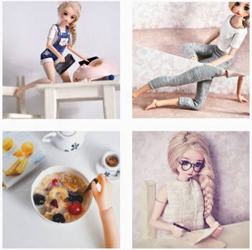 MY LIFE AS A DOLL by Katalin89