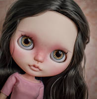 Norina (OOAK Custom Blythe doll)
