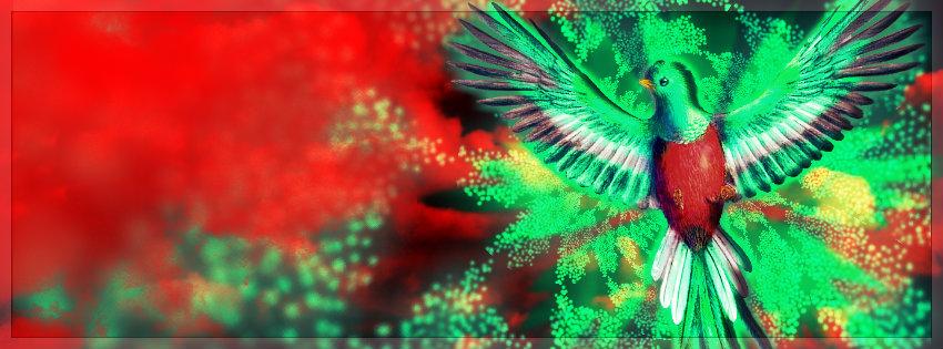 Quetzal Banner by KalyxArmada