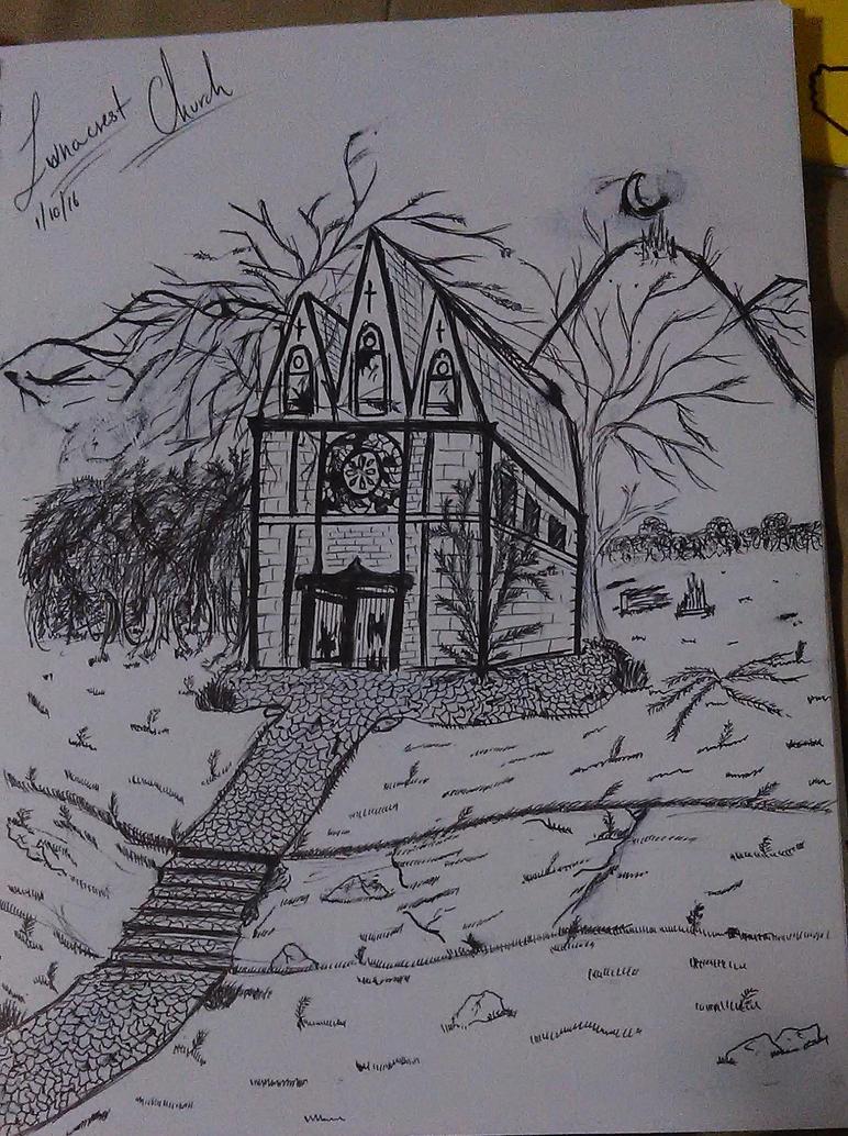 Luna Crest Church by KalyxArmada
