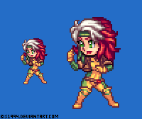 Rogue by bis1994