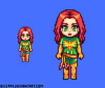 Jean Grey (Phoenix) by bis1994