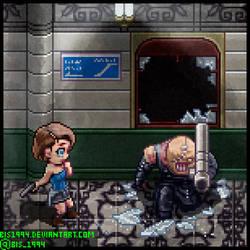 RE3 - Run Jill RUN!!!!