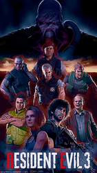 RE3 Poster