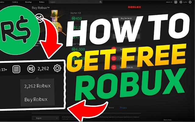 Free Robux No Survey No Download
