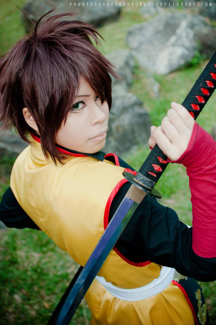 Captain of 1st - Shinsengumi by KURA-rin