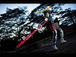 Fate/Zero - Lancer class by KURA-rin