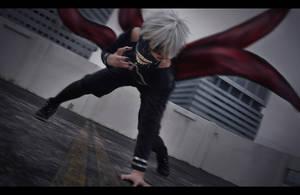 Tokyo Ghoul - Breaking down by KURA-rin