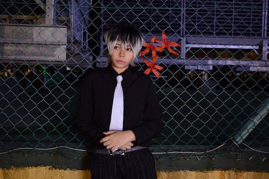 My name is Sasaki Haise