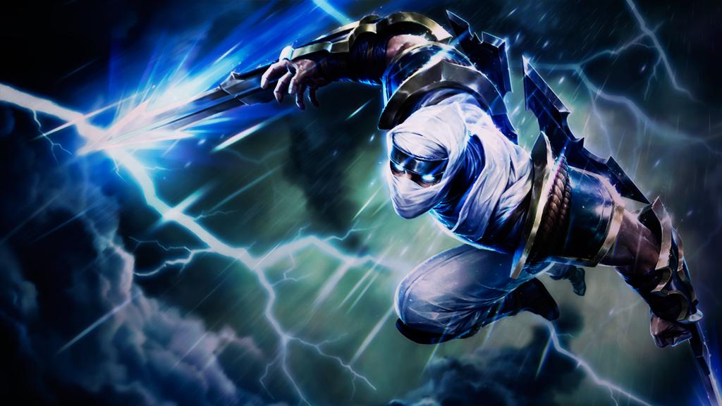 Shockblade Zed Wallpaper 1080 HD by TheMatiasXD on DeviantArt