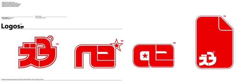 A3 Logos by Jomino