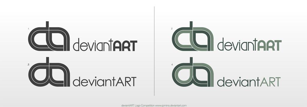 Neue dA logo 08 by Jomino