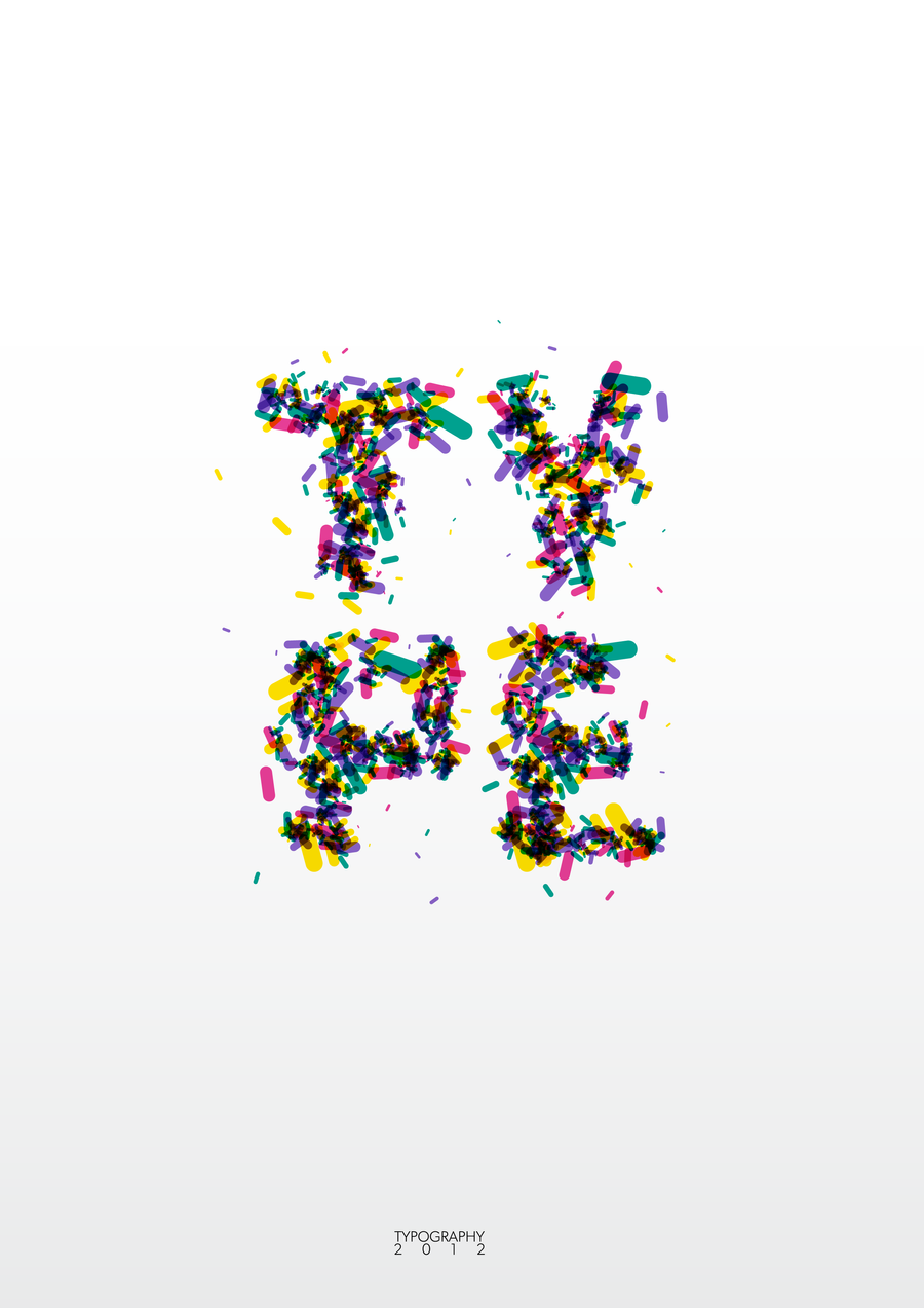 Type Test 2012 by Jomino