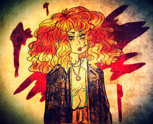 Nadia from Russian Doll by SuicidalBlackBerry
