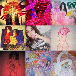 Art vs Artist by SuicidalBlackBerry