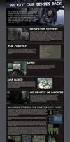 Modern Warfare 2 fake update by Mustkunstn1k