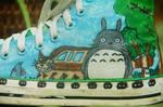 Studio Ghibli Shoes 1