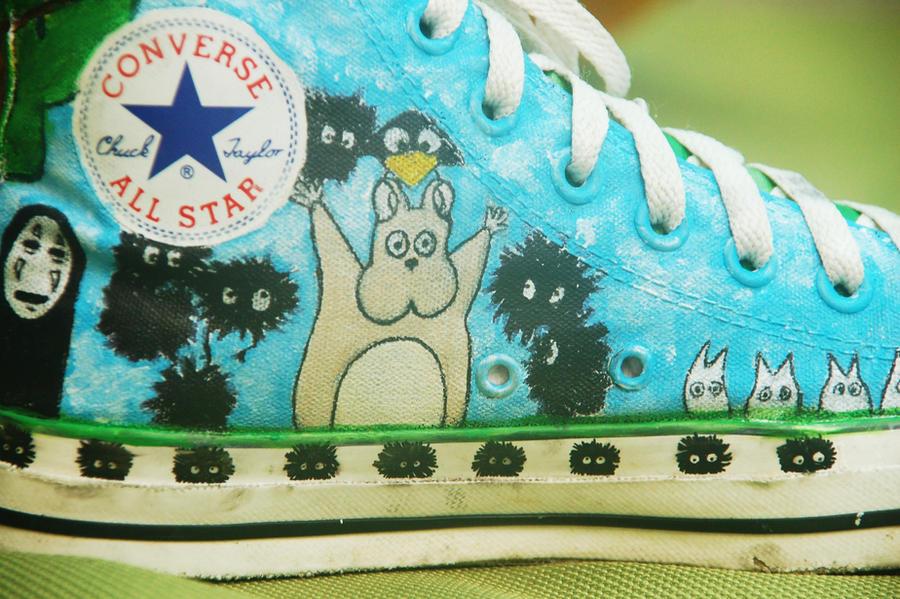 Studio Ghibli Shoes 3