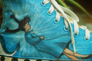 Studio Ghibli Shoes 4 by missprettylady