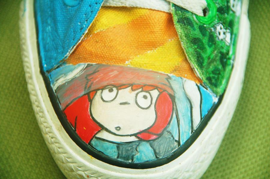 Make Painted Shoes Waterproof