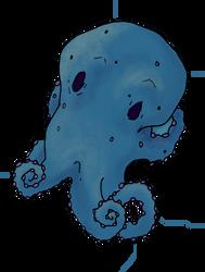 Octopus by MacKaylaDoesArt
