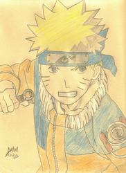 Naruto-niichan by Kidcodychan