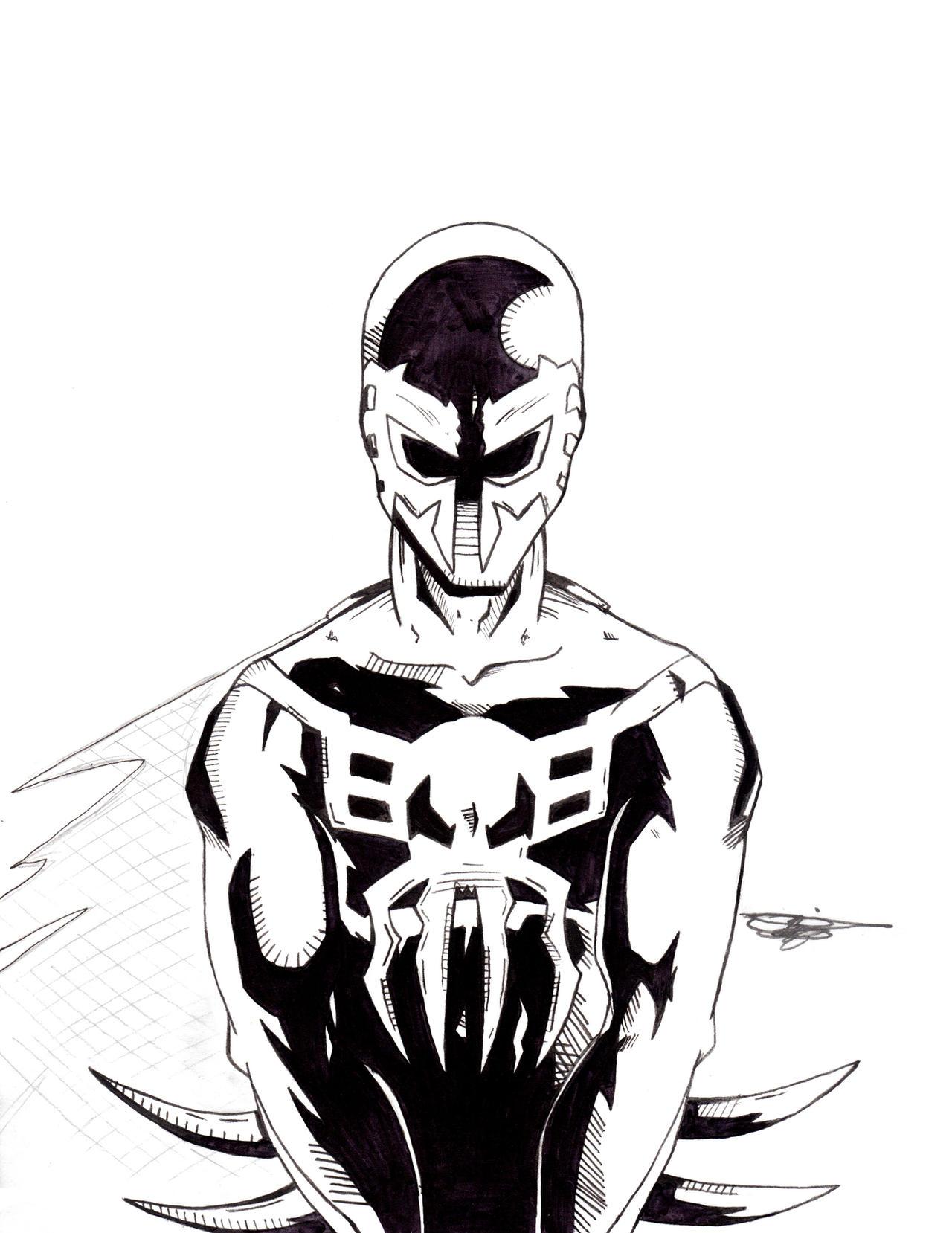 SpiderMan 2099 by DarkRiku12 on DeviantArt