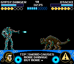 NES Pacific Rim Battle Concept by SpicyGuyOfSpice