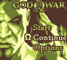 God Of War Gameboy