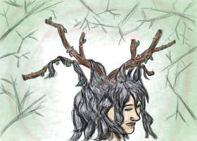 Woodland Inspiration by LadyOfAvalon153