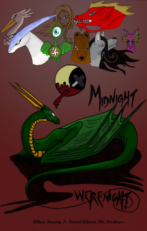 My Deviantart ID by midnightwerenight