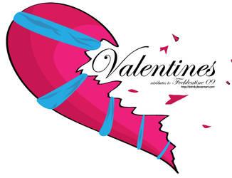 valentine 09 by bitink