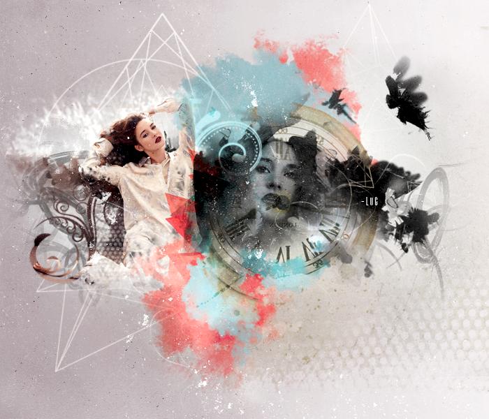 +ExplosionShailene by LuGinger
