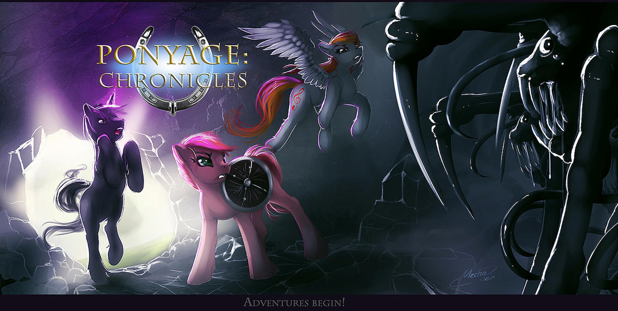PonyAge: Chronicles by Mechagen