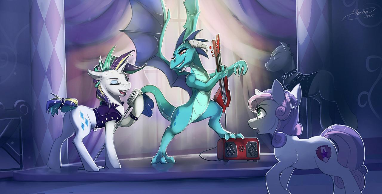 Sounds of magic