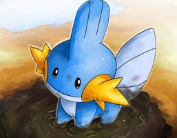 Mudkip by nintendo-jr