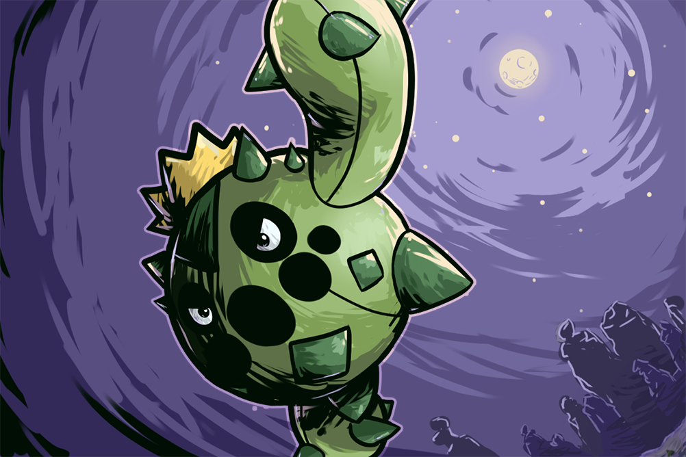 Cacnea! by nintendo-jr on DeviantArt