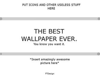 The Best Wallpaper EVERR by YourForbiddenTruth