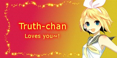 Truth-chan Siggy by YourForbiddenTruth
