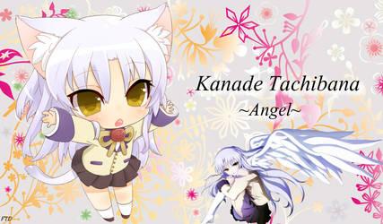 Kanade Wallpaper by YourForbiddenTruth