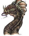 Fugly dragon concept