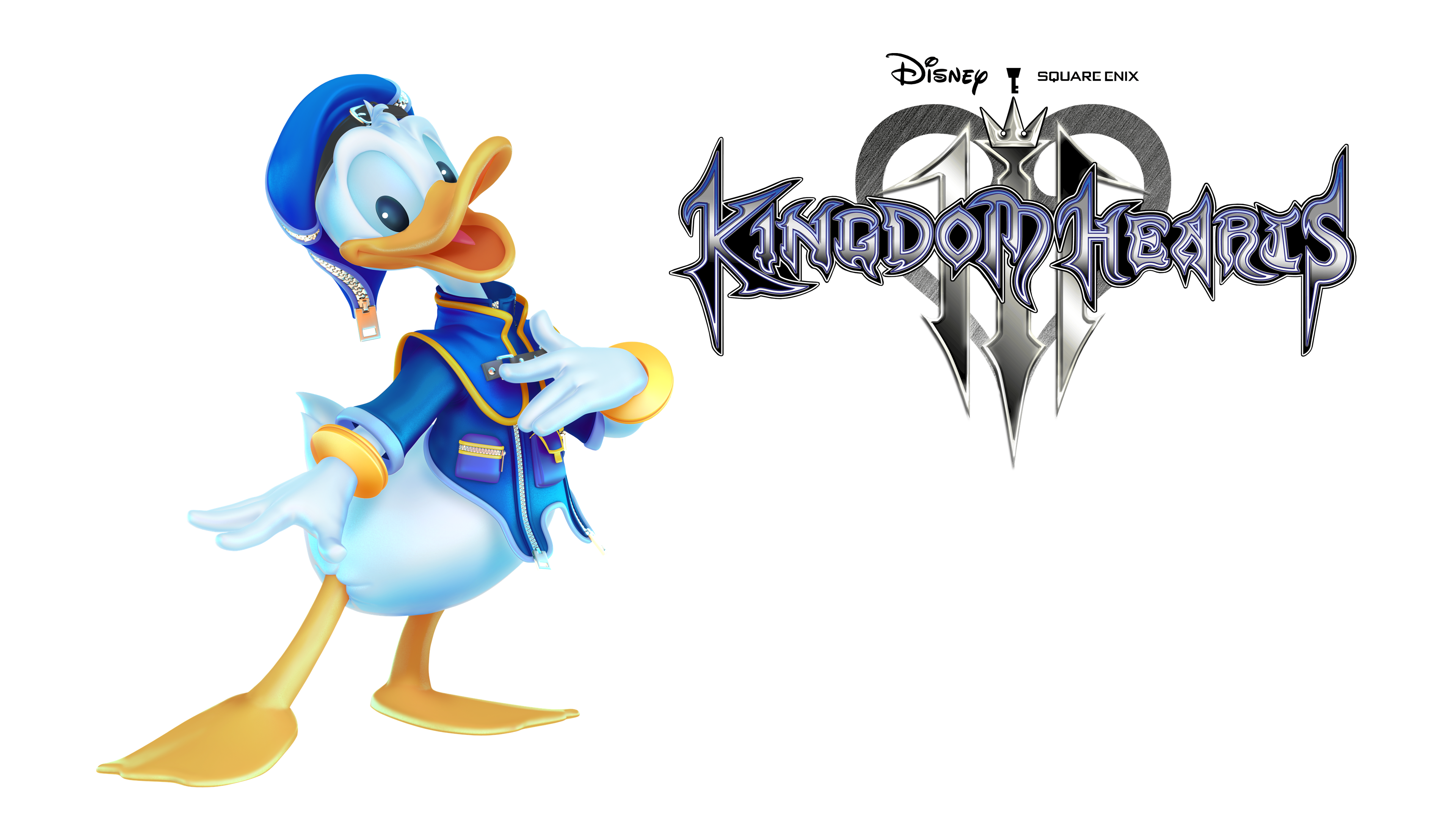 Kingdom Hearts III Wallpaper Donald Duck by Caprice1996 on