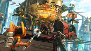 Ratchet and Clank (PS4) - Screenshot 1