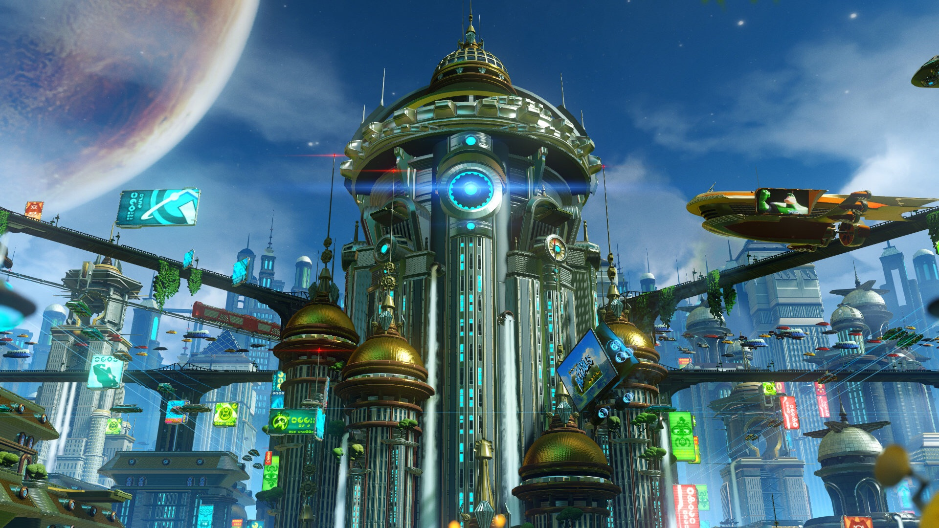 Ratchet And Clank Ps4 Screenshot 15 By Caprice1996 On Deviantart