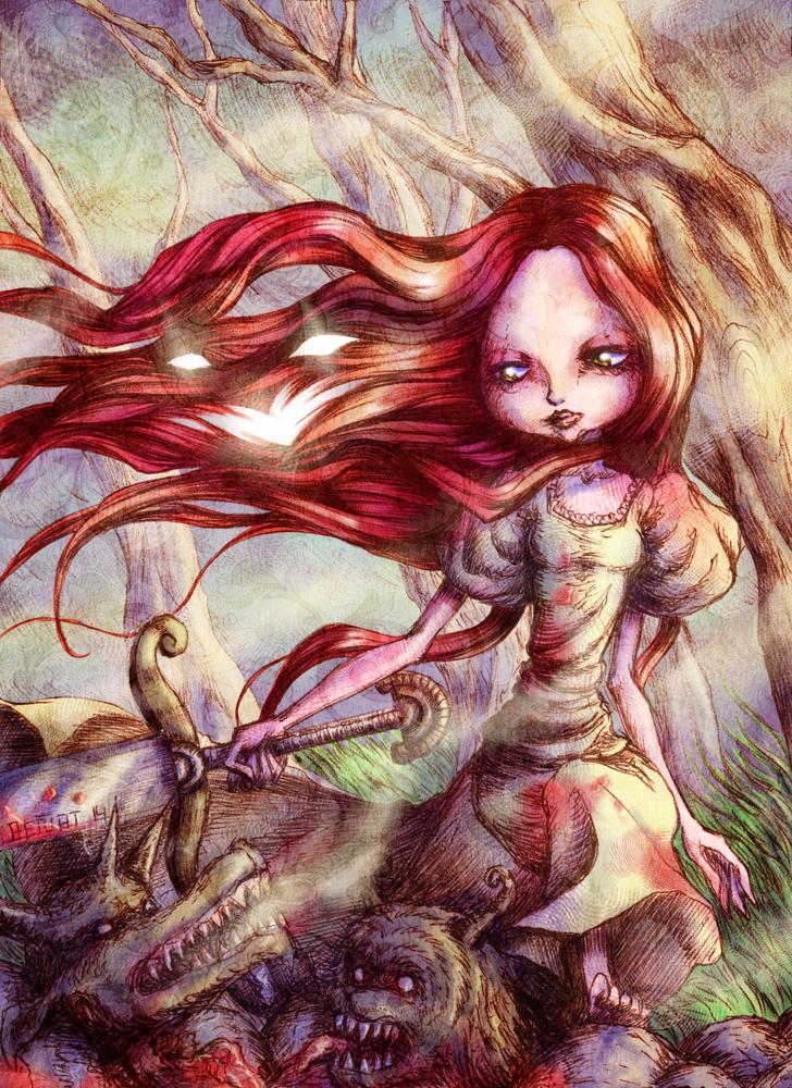 Mermaids - Killing Demons by obscureBT