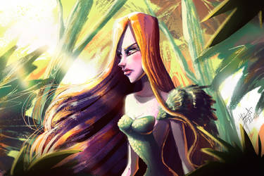 Poison Ivy by obscureBT