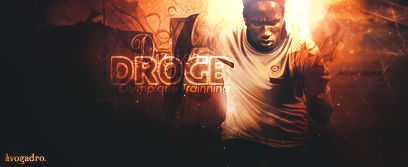 didier drogba by avogadro